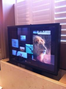Waterproof Bathroom TV