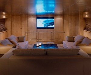 TV Displays For Luxury Super Yachts