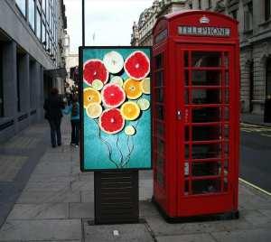 UK Outdoor TV Advertising