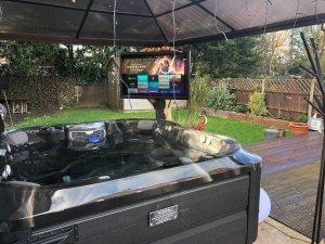Hot Tub TV