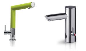 Water Saving Electronic Taps