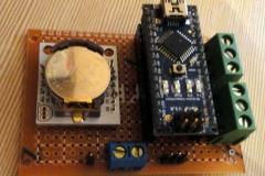 はんだ付け取付植物植物及びブロック対照 -  Arduino-Nano-RPIME-7