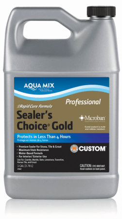 Sealer's Choice Gold