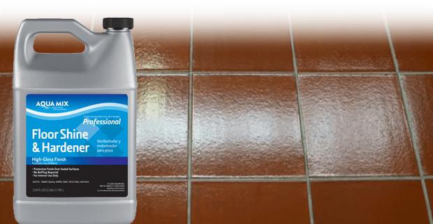 Floor Shine Hardener Aqua Mix Australia Official Site