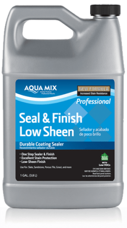 Low Sheen Sealer