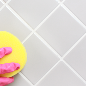 Cleaning & Sealing Grout