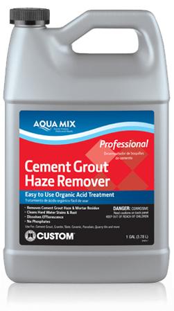 Cement Grout Haze Remover Aqua Mix 174 Australia Official