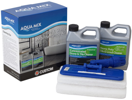 Tile & Stone Maintenance Kit - Aqua Mix® Australia
