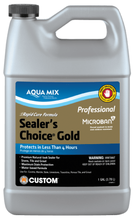 Aqua Mix Sealer's Choice Gold - Rapid Cure