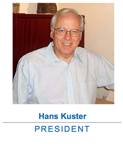 Hans Kuster, President AquaMotion