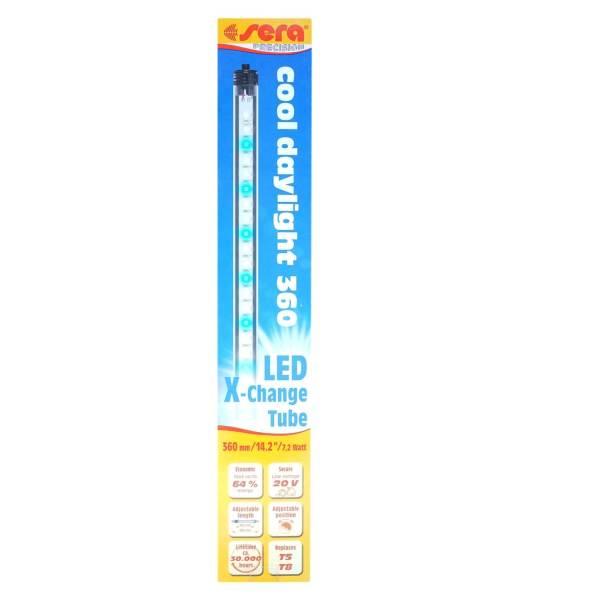 sera LED X-Change Tube cool daylight 360 mm   aquanado.de
