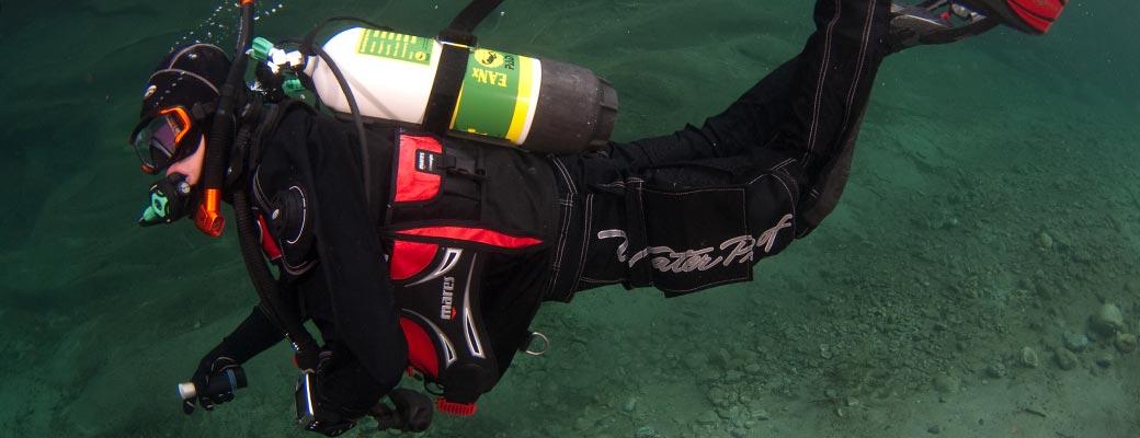 Enriched Air Nitrox Diver