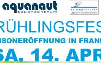 Frühlingsfest – Saisoneröffnung in Frankfurt