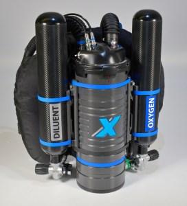 Aquanaut Frankfurt CCR Rebreather - X-CCR 2017