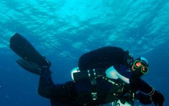 Technical 1 Diver