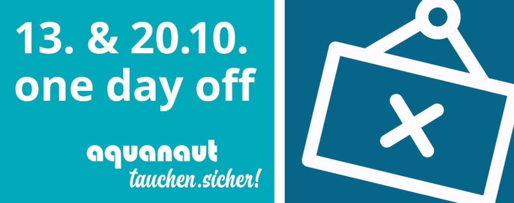 Liebe aquanaut Kunden Darmstadt!