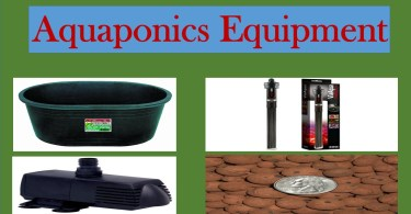 aquaponics equipment