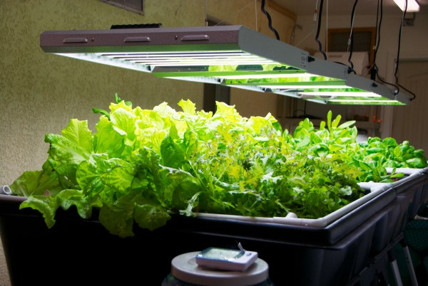 indoor gardening lights It's a Complete Indoor System ready to PLUG-IN & GROW
