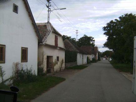 landschaft, landscape, paysage, presshäuser, wine, houses, vine, maison