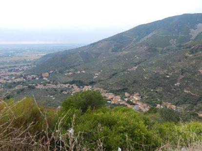 bäume, trees, arbres, landschaft, landscape, paysage, hügel, hill, colline, morgen, morning, matin, italien, italy, italie, toskana, tuskany, toscane, monte pisano, pisa