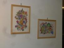gemeinsam gemalte Bilder