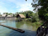 pfahlbauten, stilt houses, palafitte, uhldingen, bodensee, hütte, cabin, hut, cabane,