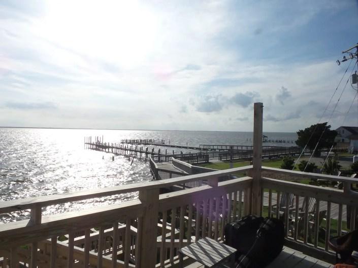 Beautiful Views from the AQUA Deck
