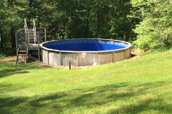pool replacement