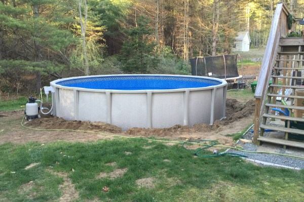 swimming pool contractors glocester RI
