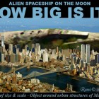 Moon – Structures, Domes, Towers, Bases, Aliens, UFOs