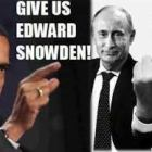 SNOWDON FINGERS ET FACTION WAR WHILE PUTIN FINGERS THE U.S.