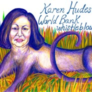 Interview Karen Hudes & Edward Spencer ~ 04/02/14~ Homo Capensis & the Vatican ~ World Bank