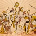 Mesopotamian, Anunnaki & Sumerian Gods