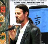 Steven D Kelley Author