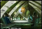 Alien Council Meeting