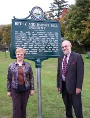 Kathy Marden and Stanton Friedman
