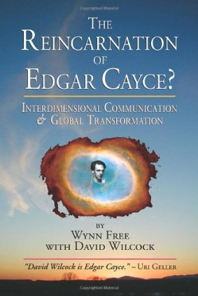 Reincarnation of Edgar Cayce 51xbscuKjqL