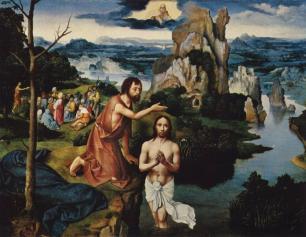 Joachim-Patinir_Baptism-of-Jesus