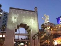 Babylonian Gate Academy Awards Kodak Building Hollywood