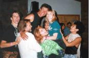 Janet & Sasha Wedding 1997