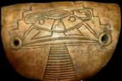 ancient aliens artifacts aztec-alien-ship