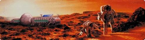 Mars Randy Cramer colonizar-marte