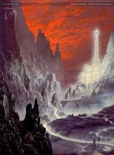 The Tower of the Moon, by Ted Nasmith