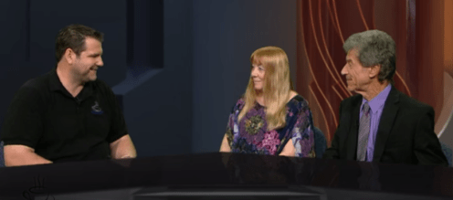 Cosmic Cafe Show Eric Brown Janet Kira Lessin Dr Sasha Lessin