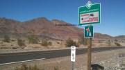 Glenn Steckling Desert Center Sign 1 w C