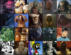 Extraterrestrials ALIENS
