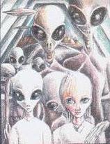 Extraterrestrials alien13