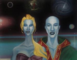 Extraterrestrials andromedans arturotorres
