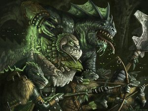 Reptilian-Warriors-Wallpaper