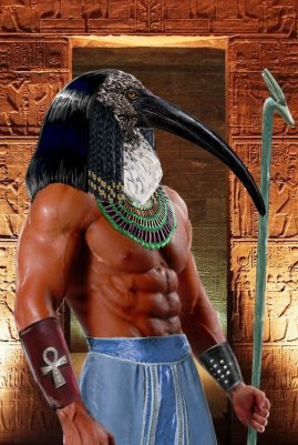 thoth___egyptian_collection_by_tempovision-d4tnvc9